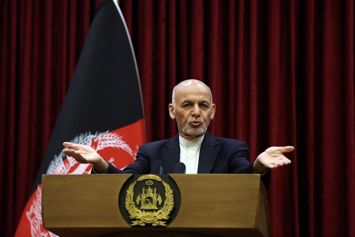 Выяснилось местонахождение бывшего президента Афганистана Ашрафа Гани