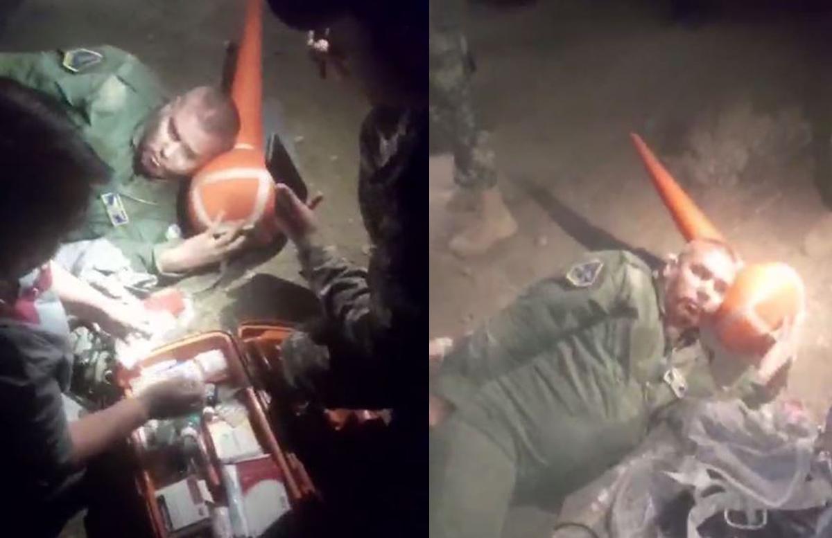 NOVA24.uz выяснила информацию о крушении афганского военного самолета в Сурхандарье — видео