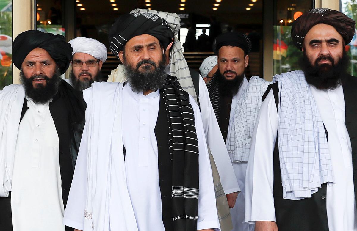 Представитель «Талибана» объявил о завершении войны в Афганистане