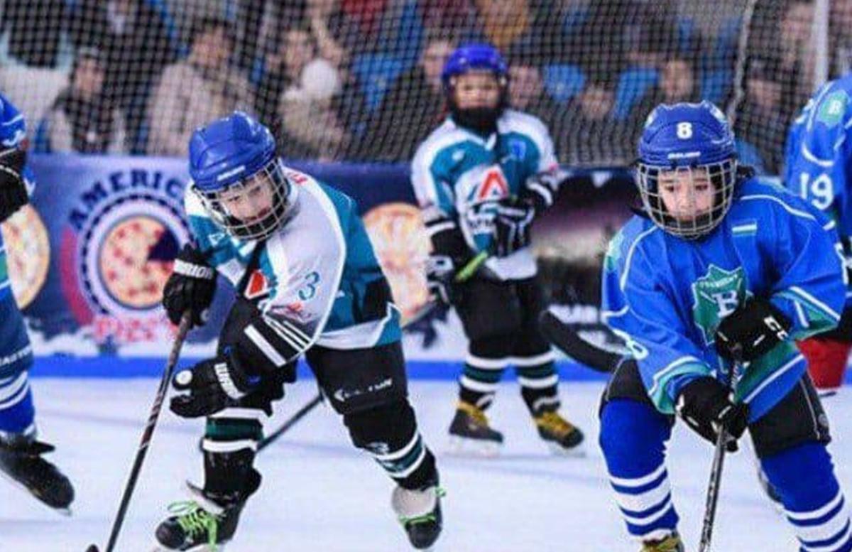 В Ташкенте стартовал хоккейный сезон