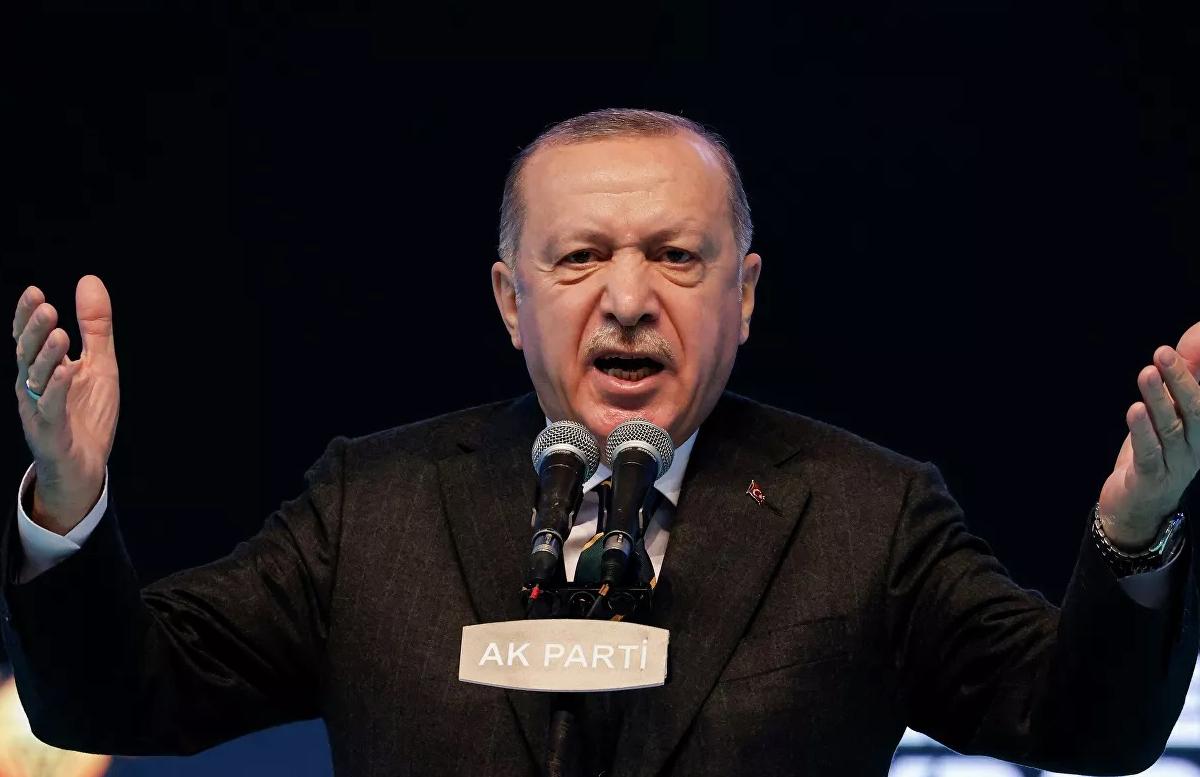 «Мы сталкиваемся с интенсивной волной мигрантов из Афганистана», — Эрдоган
