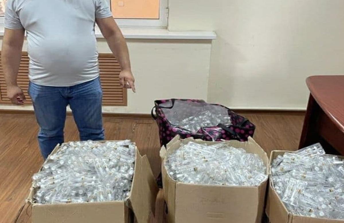 В Ташкенте предотвратили незаконный оборот препарата «Клексан»