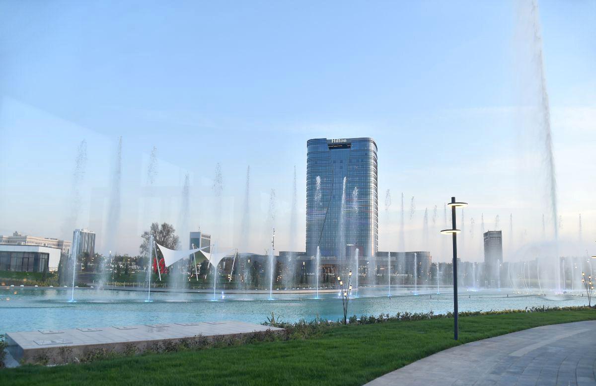 В НДПУ заявили, что вход в Tashkent City должен быть бесплатным