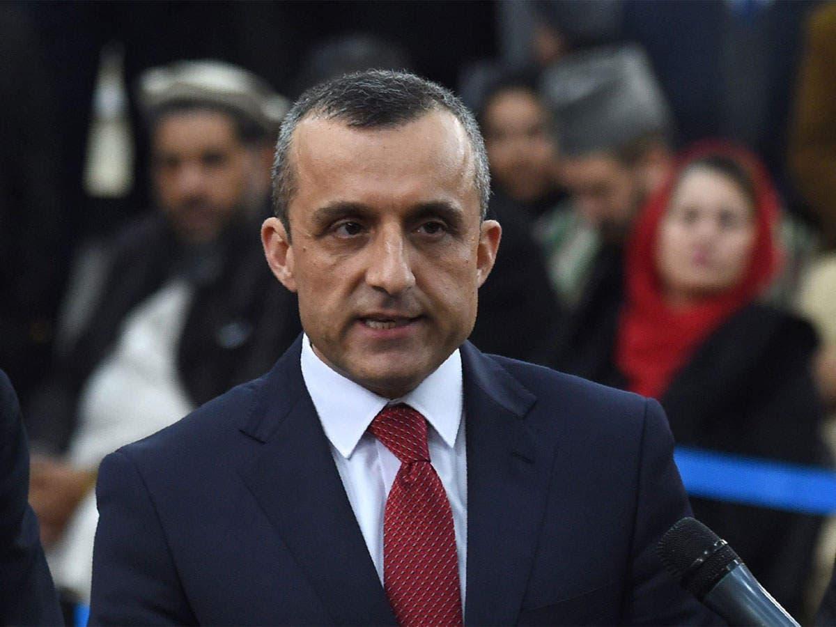 Вице-президент Афганистана назвал себя законным временным главой государства