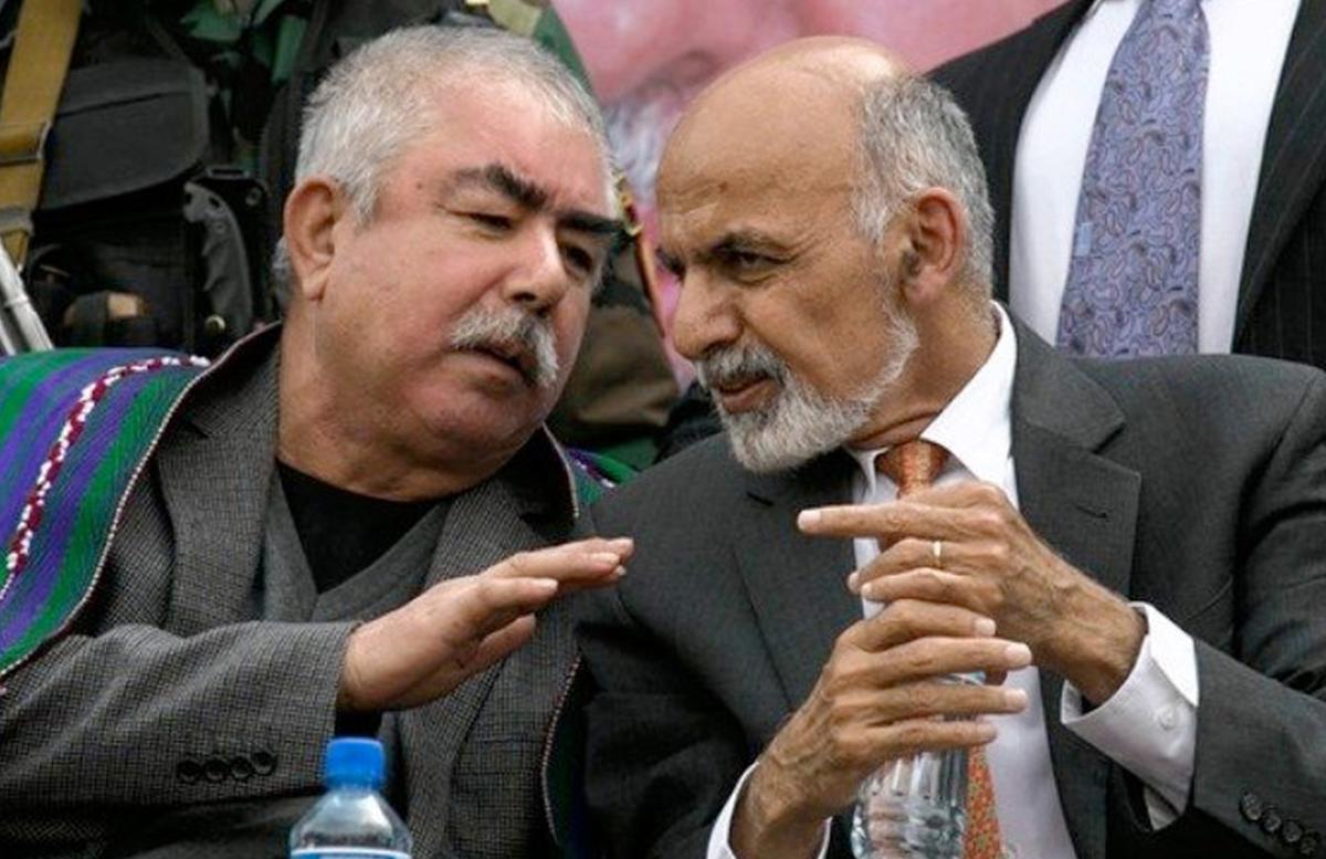 В Узбекистане опровергли нахождение Ашрафа Гани и других афганских лидеров на территории страны
