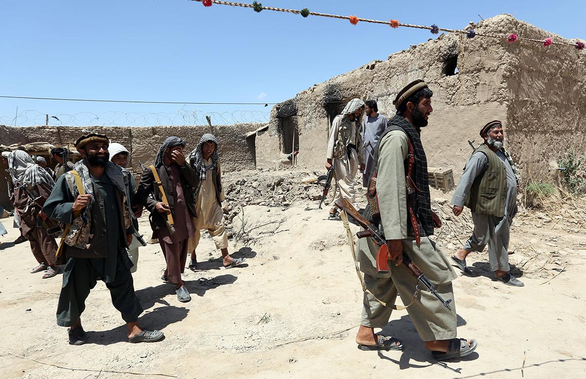 Талибы утвердили положения новой власти в Афганистане
