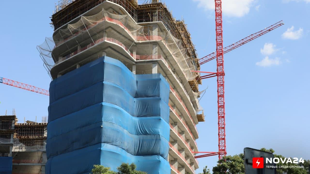 За год в Узбекистане прибавилось почти пять тысяч строительных компаний