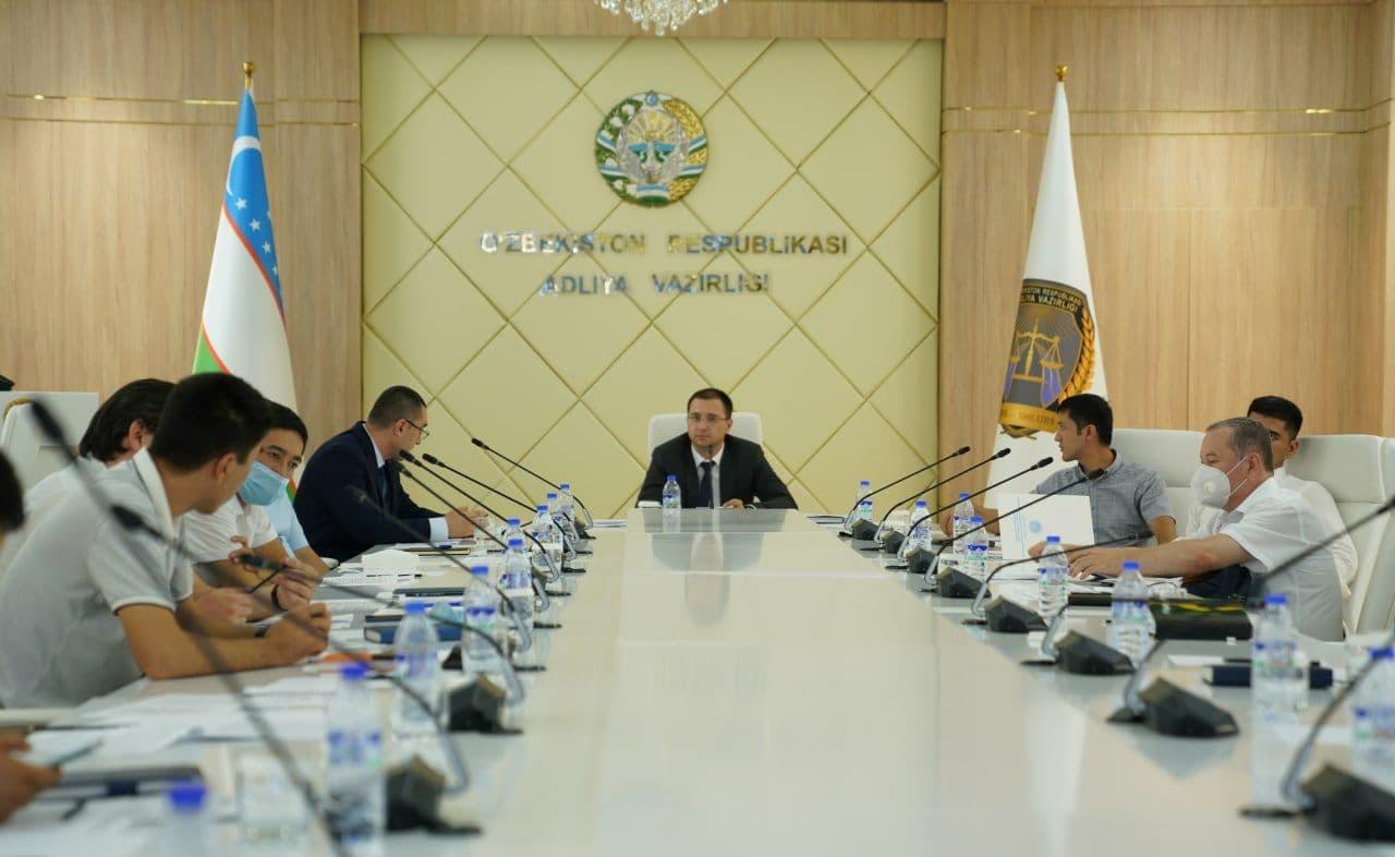 Состоялось первое заседание по согласованию о создании Единой электронной платформы для обмена информацией