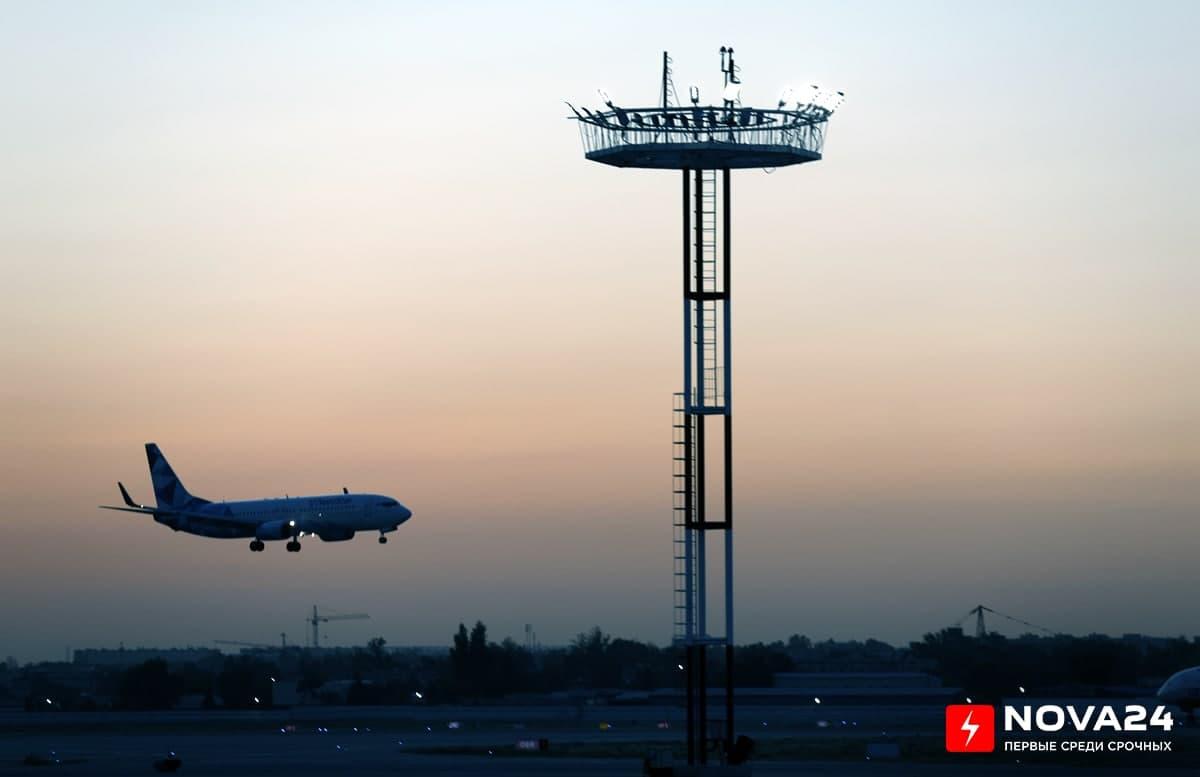 Аэропорт «Ташкент-3» временно закроют