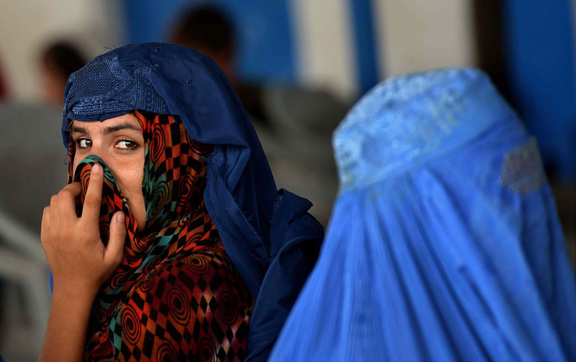 В Афганистане резко выросли цены на паранджу после прихода к власти талибов