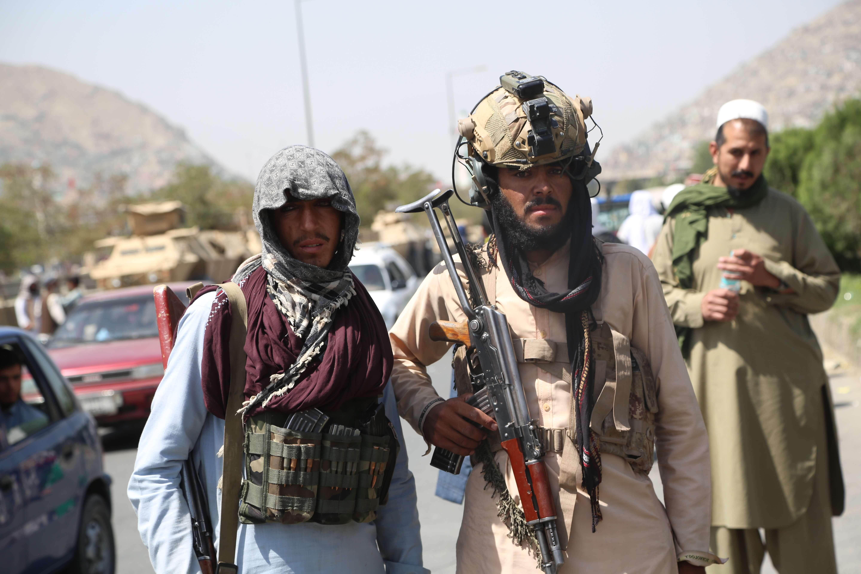 Бойцы вице-президента Афганистана дали отпор талибам в провинции Парван