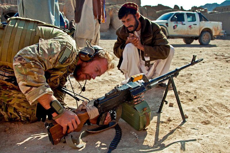 Талибы прибрали к рукам большую часть американского вооружения в Афганистане