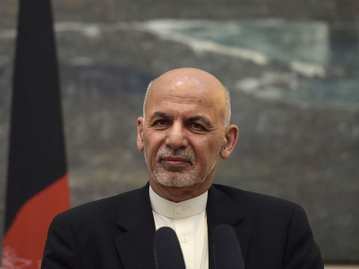 Президент Афганистана впервые обратился к нации после своего побега