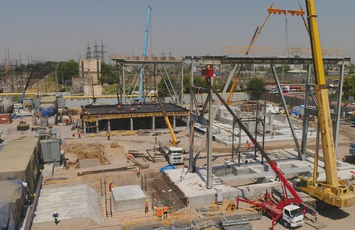 В Ташкентской области построят ТЭС мощностью 240 МВт