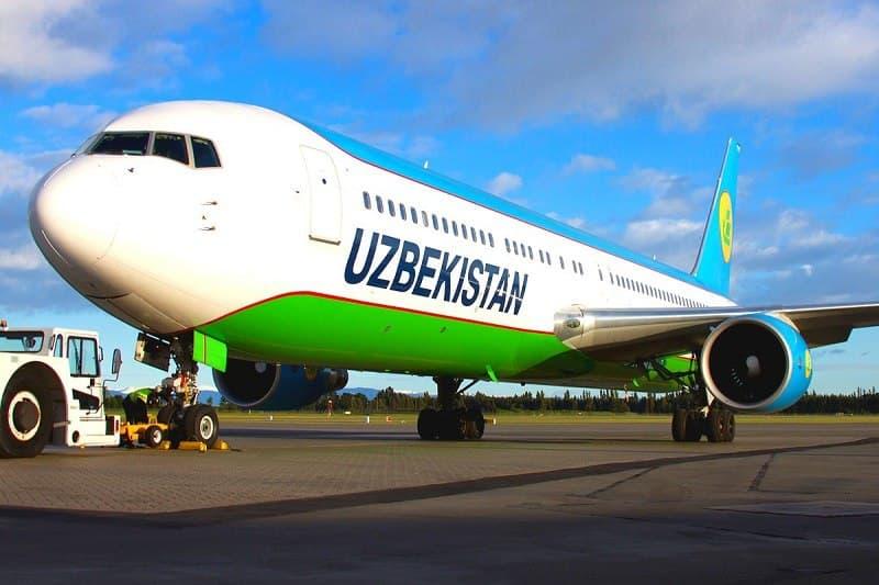 В Узбекистане назвали число полетавших на самолете пассажиров в первом полугодии