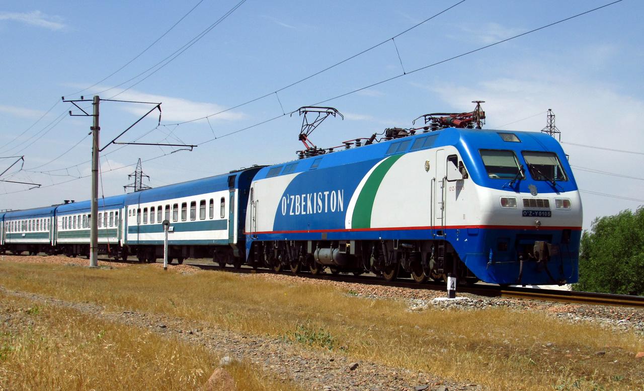 Между Термезом и Андижаном запустят пассажирский поезд