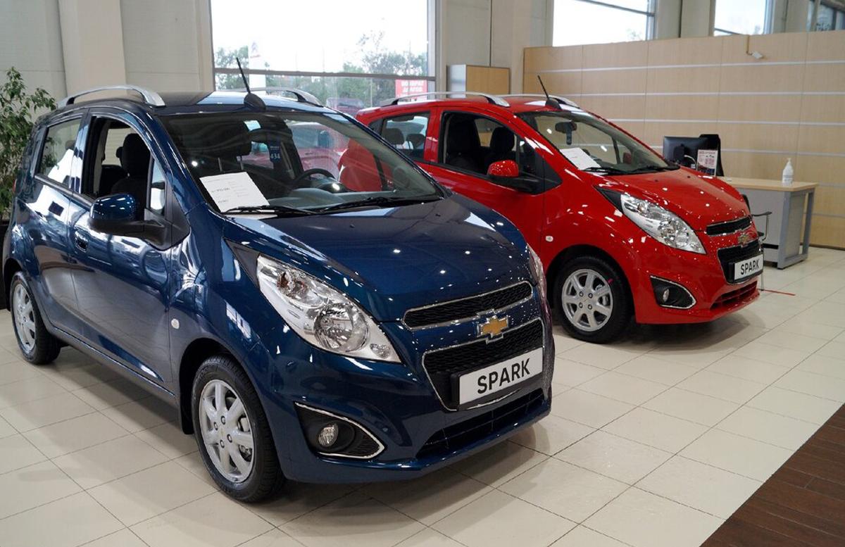В UzAuto возобновили продажи Spark после недавней приостановки