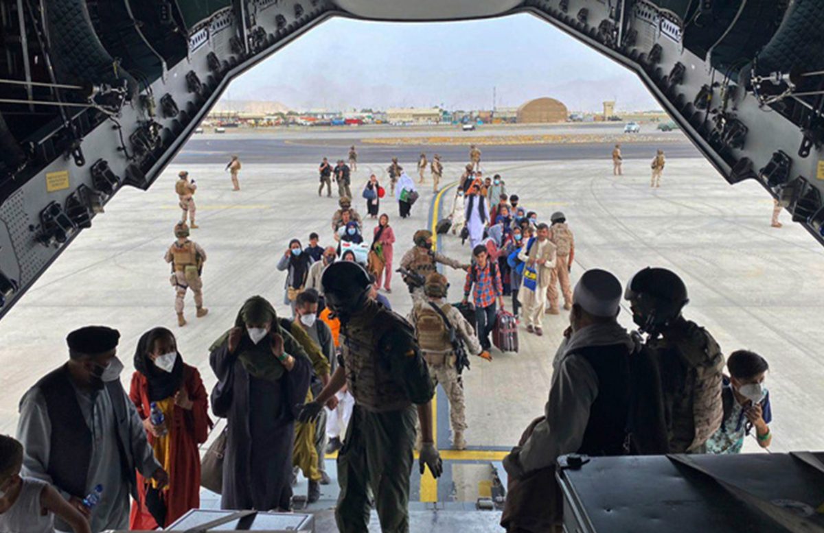 Страны «Большой семерки» призвали объединиться в ответ на кризис в Афганистане