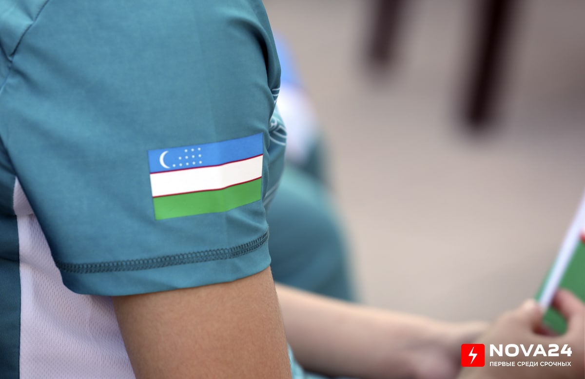 Как проводили узбекистанских паралимпийцев для участия на летних играх в Токио – фоторепортаж