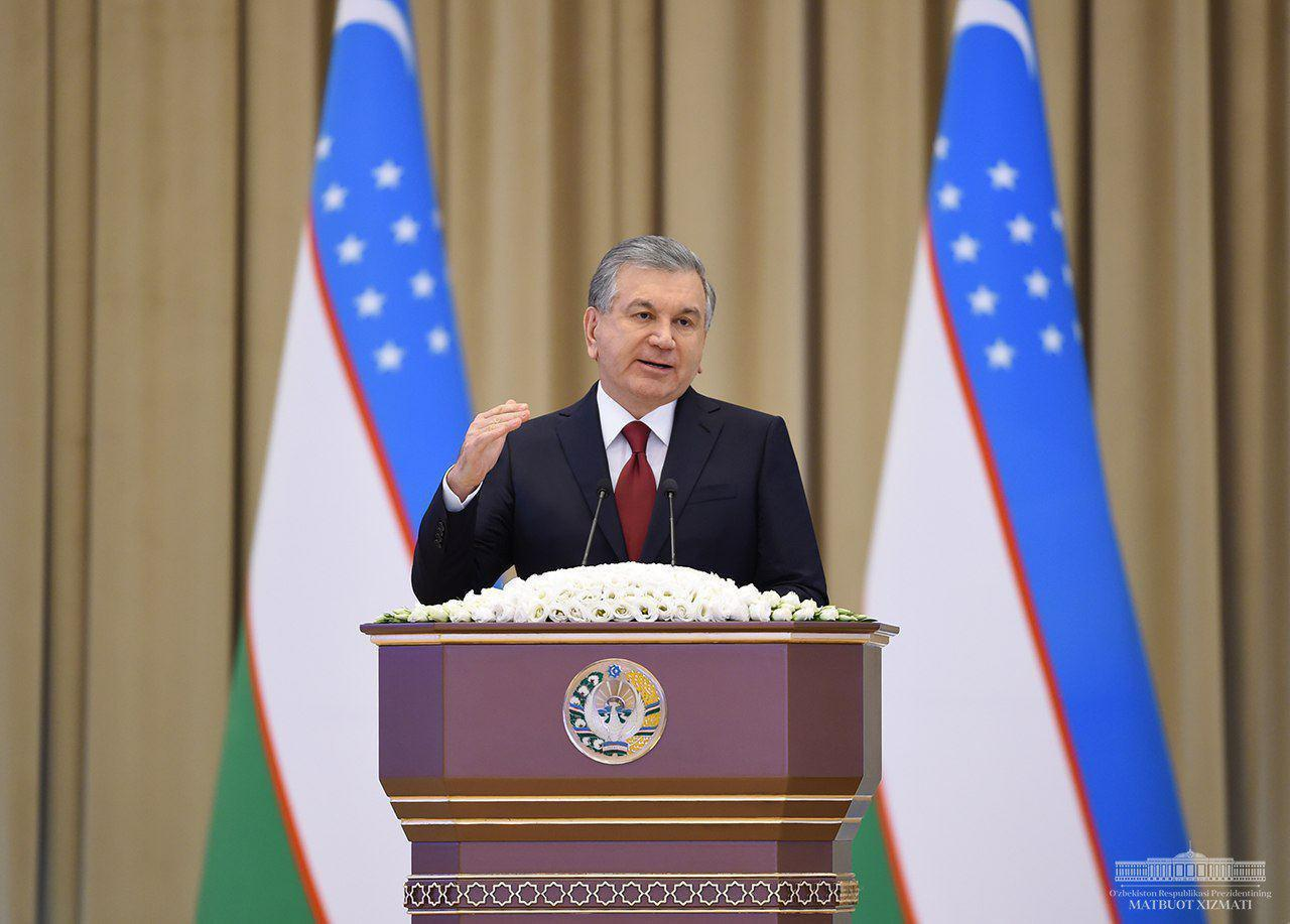 «Вы стали стержнем и локомотивом нашей экономики и реформ», — Шавкат Мирзиёев