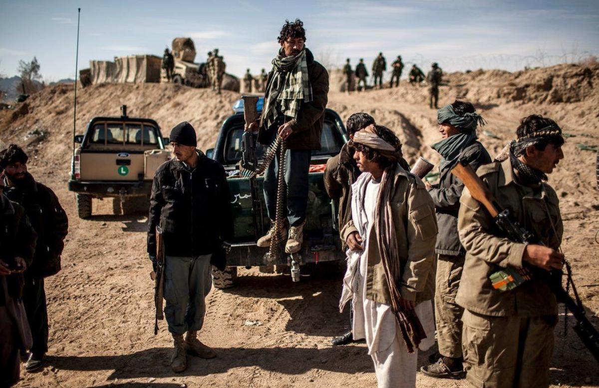 Выяснились источники обогащения правительства «Талибана»