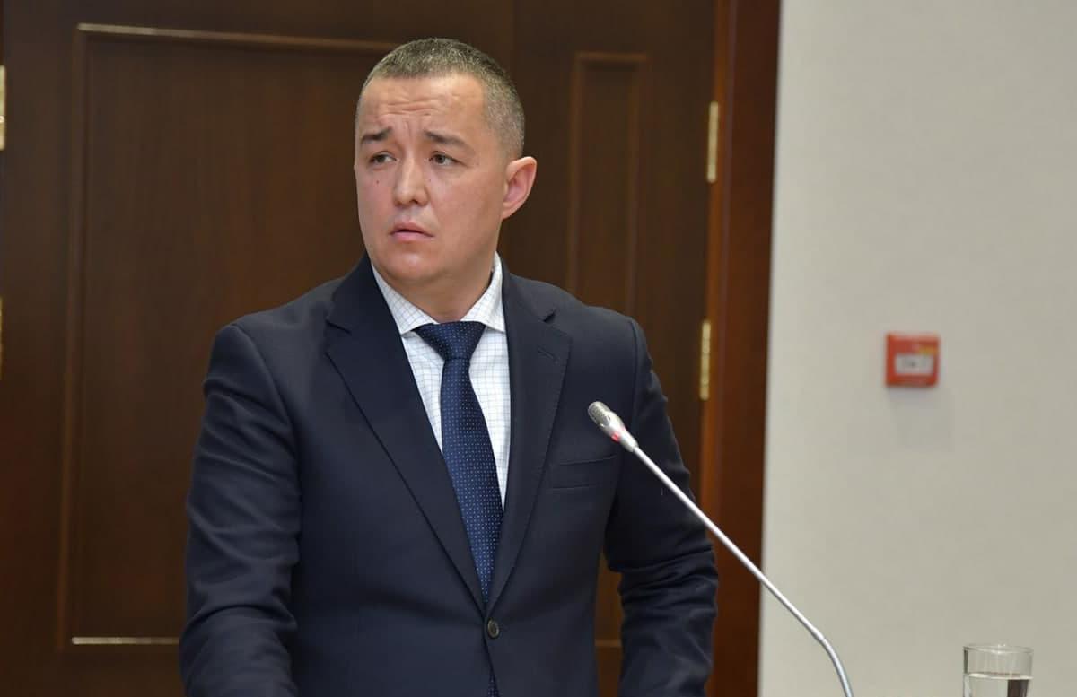 Замминистра энергетики Бехзот Нарматов освобожден от своей должности