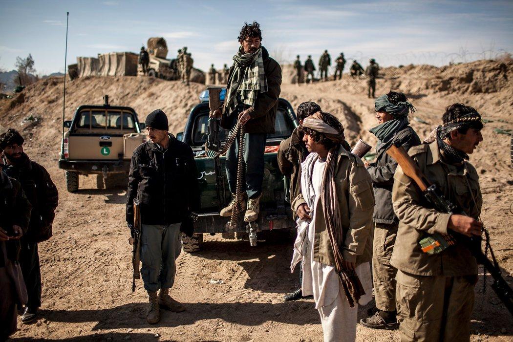 У талибов было негласное признание со стороны регионального и мирового сообщества