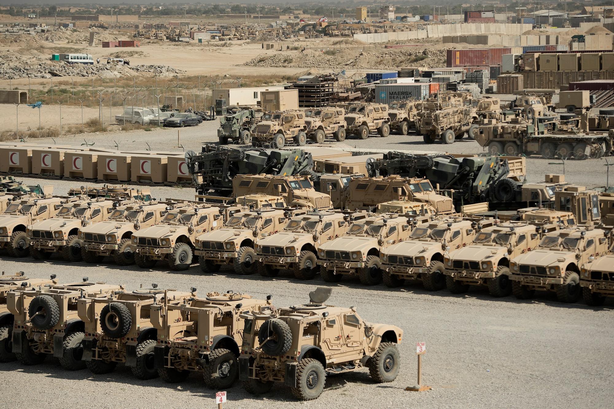 В США спохватились за оставленное в Афганистане оружие
