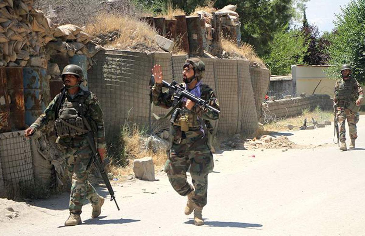Афганское сопротивление отбило у Талибов три района