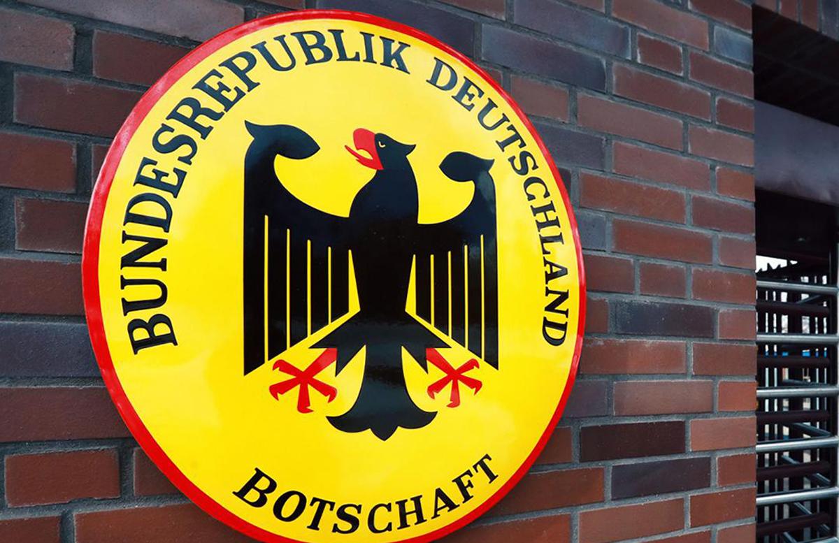 Посольство Германии в Ташкенте заявило о временном прекращении выдачи виз