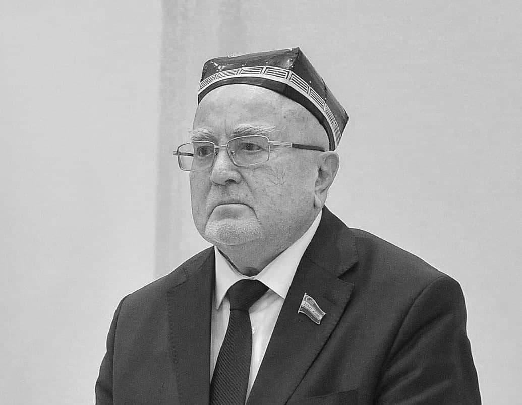 Сенатор Олий Мажлиса Топиболди Холдоров скончался в возрасте 79 лет