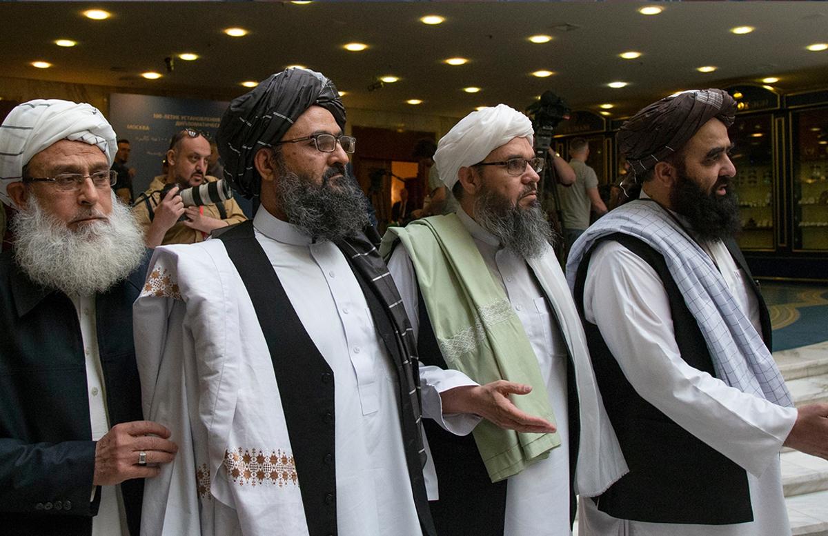 Выяснились планы талибов по формированию нового правительства