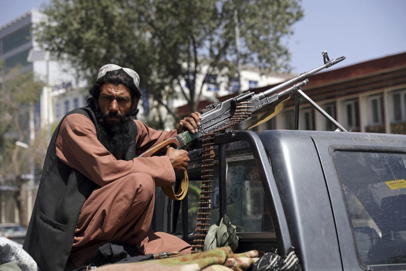 Талибы просили Россию помочь передать послание в единственную неподконтрольную точку Афганистана