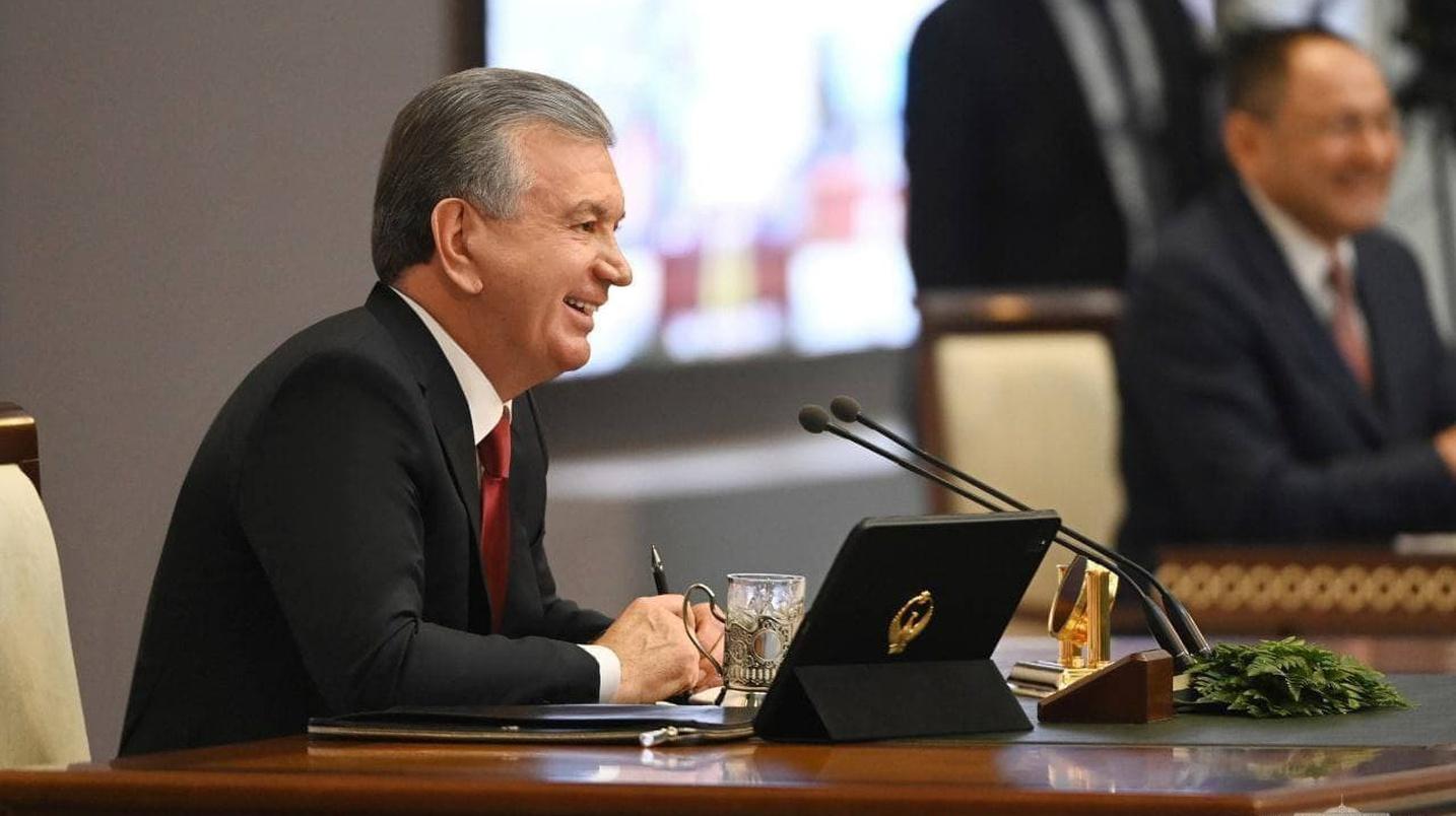 У Мирзиёева спросили, в какой сфере предпринимательства он бы предпочёл работать