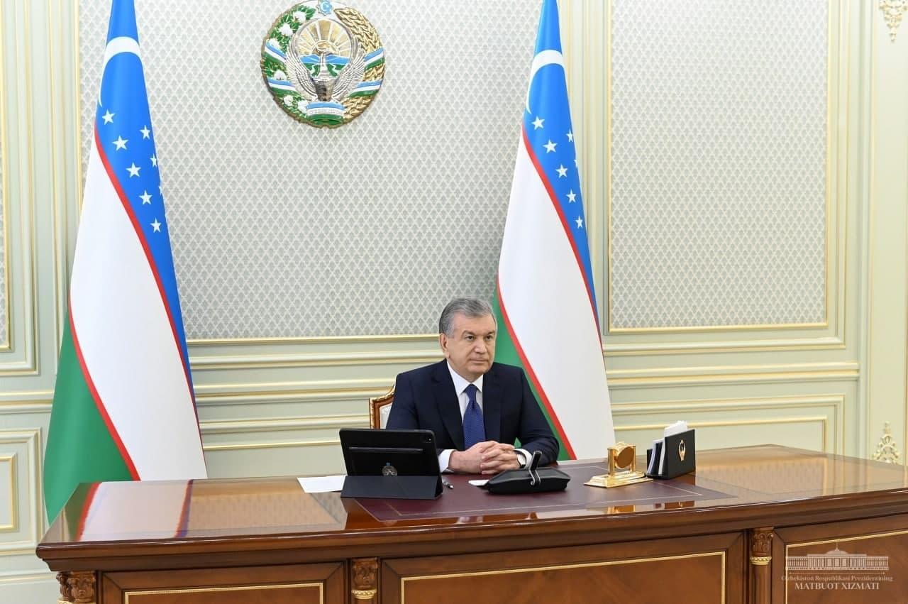 Шавкат Мирзиёев побыл гостем в саммите глав государств ОДКБ
