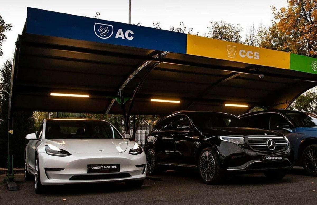 В Узбекистане снова вырос импорт электромобилей