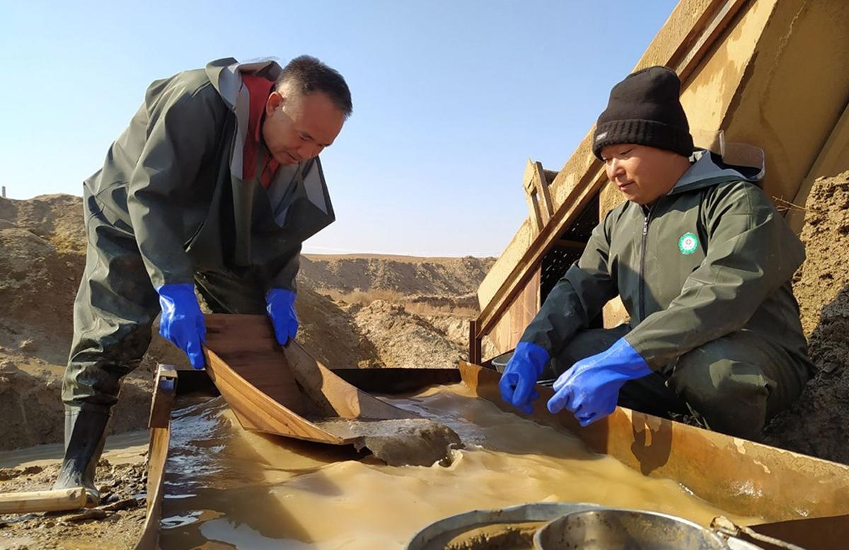 Стало известно, как в Узбекистане можно получить право на землю с драгоценными металлами и камнями