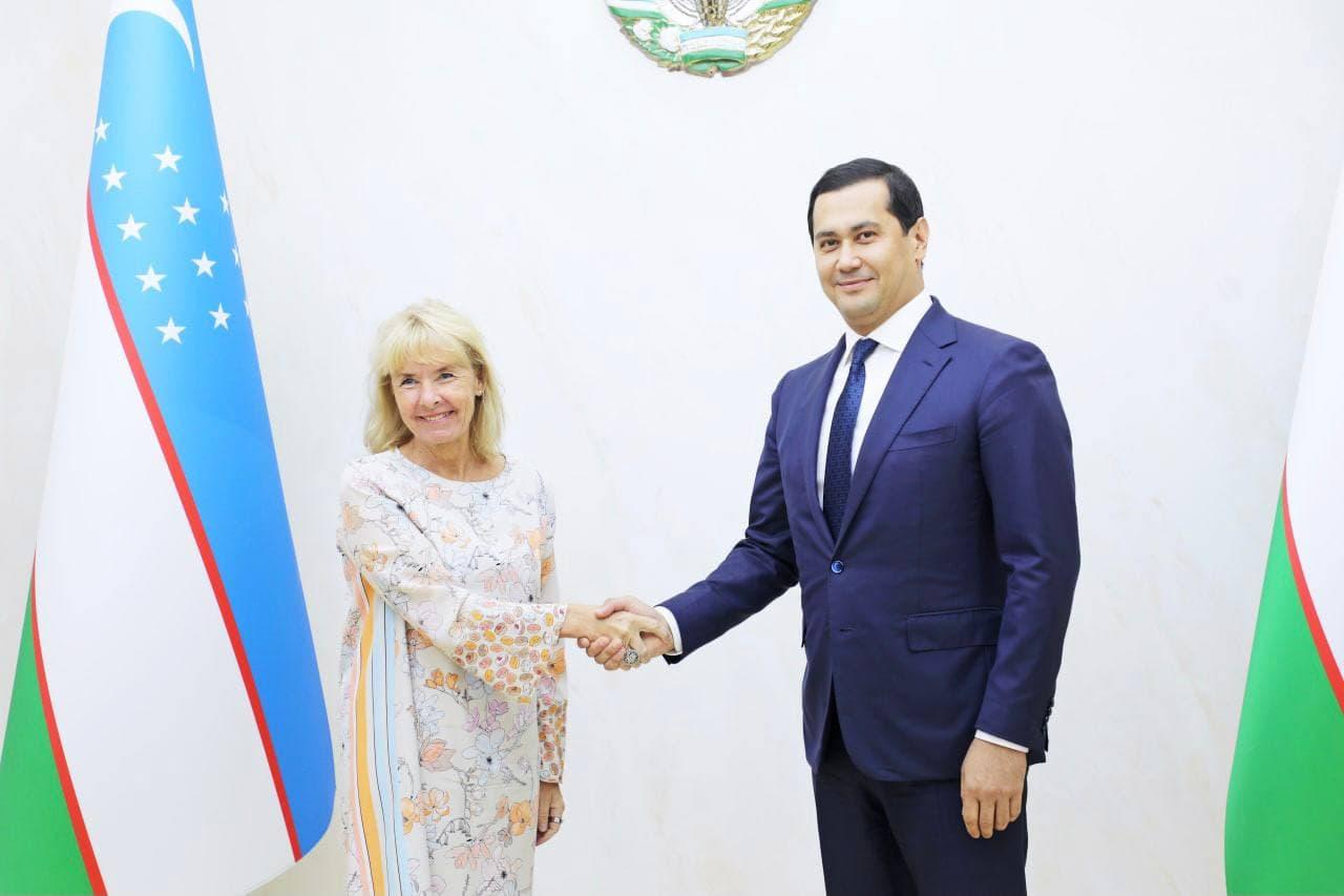 Узбекистан и Евросоюз намерены развивать диалог в рамках многопланового сотрудничества
