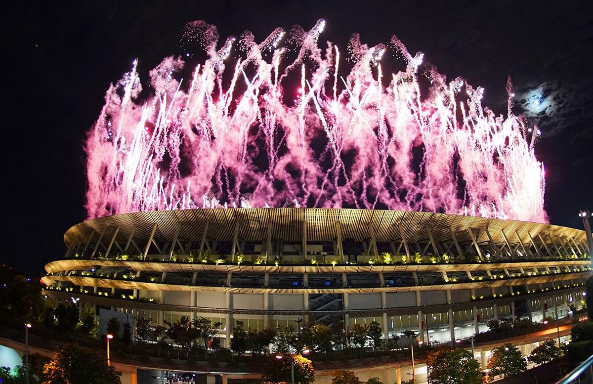 Делегация Узбекистана выступила на церемонии открытия летних Паралимпийских игр в Токио