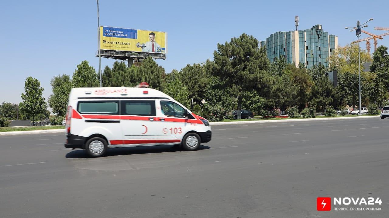 В Узбекистане существенно улучшили работу скорой помощи — инфографика