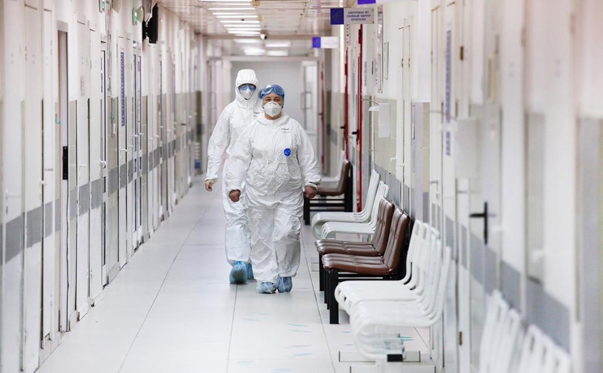 Британские ученые рассказали о главных распространителях коронавируса в больницах