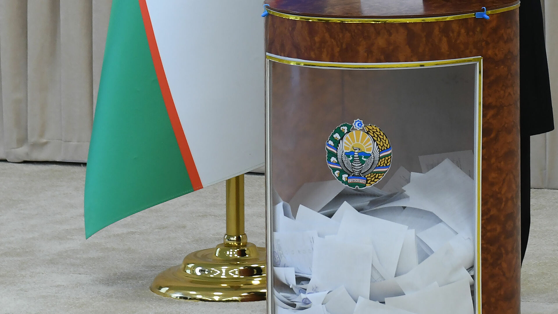 В Афганистане могут открыть избирательные участки во время выборов президента Узбекистана