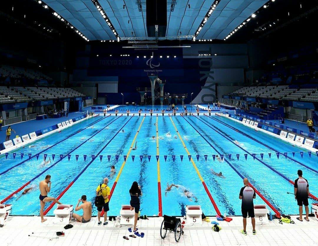 Трое пара-пловцов из Узбекистана поборются за золото в финальном заплыве
