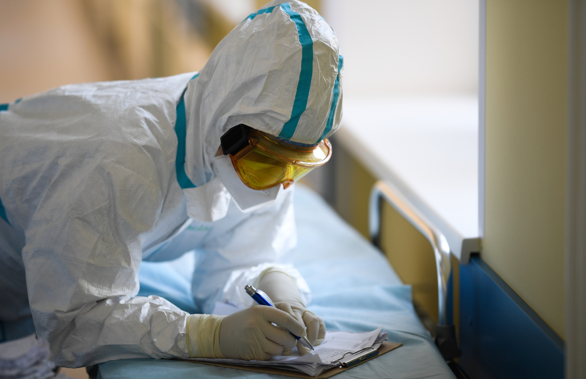 Рост заболеваемости коронавирусом за сутки немного увеличился – статистика