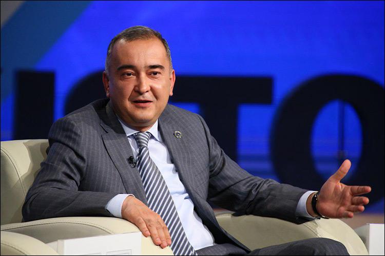 Хокиму столицы присвоили звание «Заслуженный строитель Узбекистана»