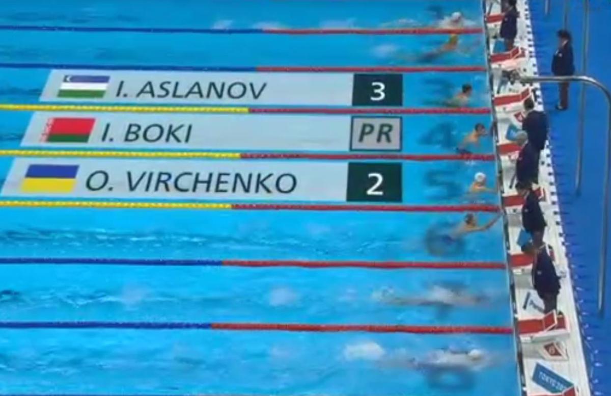 Ислам Асланов заработал первую медаль для сборной Узбекистана на Паралимпийских играх