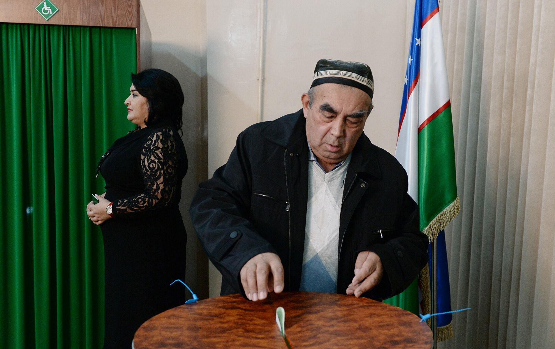 Узбекистанцам рассказали, как будут проходить выборы президента в условиях пандемии