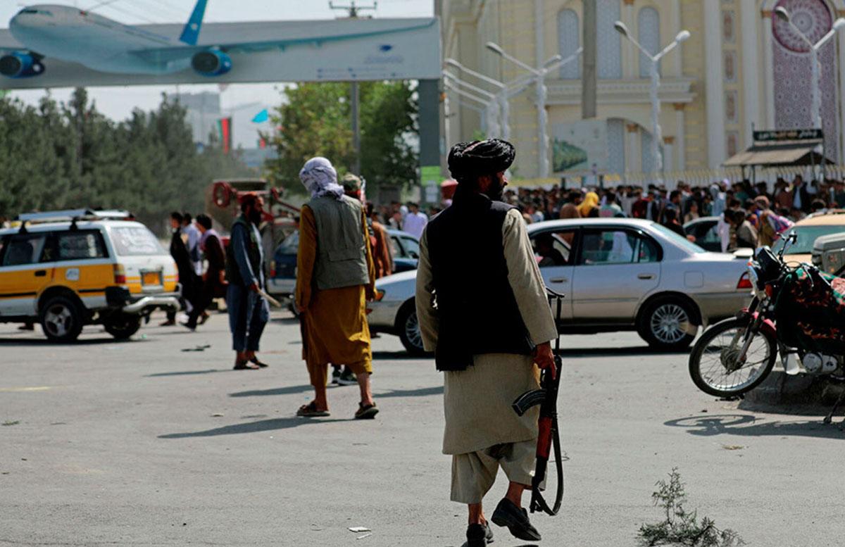 Талибы считают, что Россия поможет урегулировать ситуацию в Панджшере