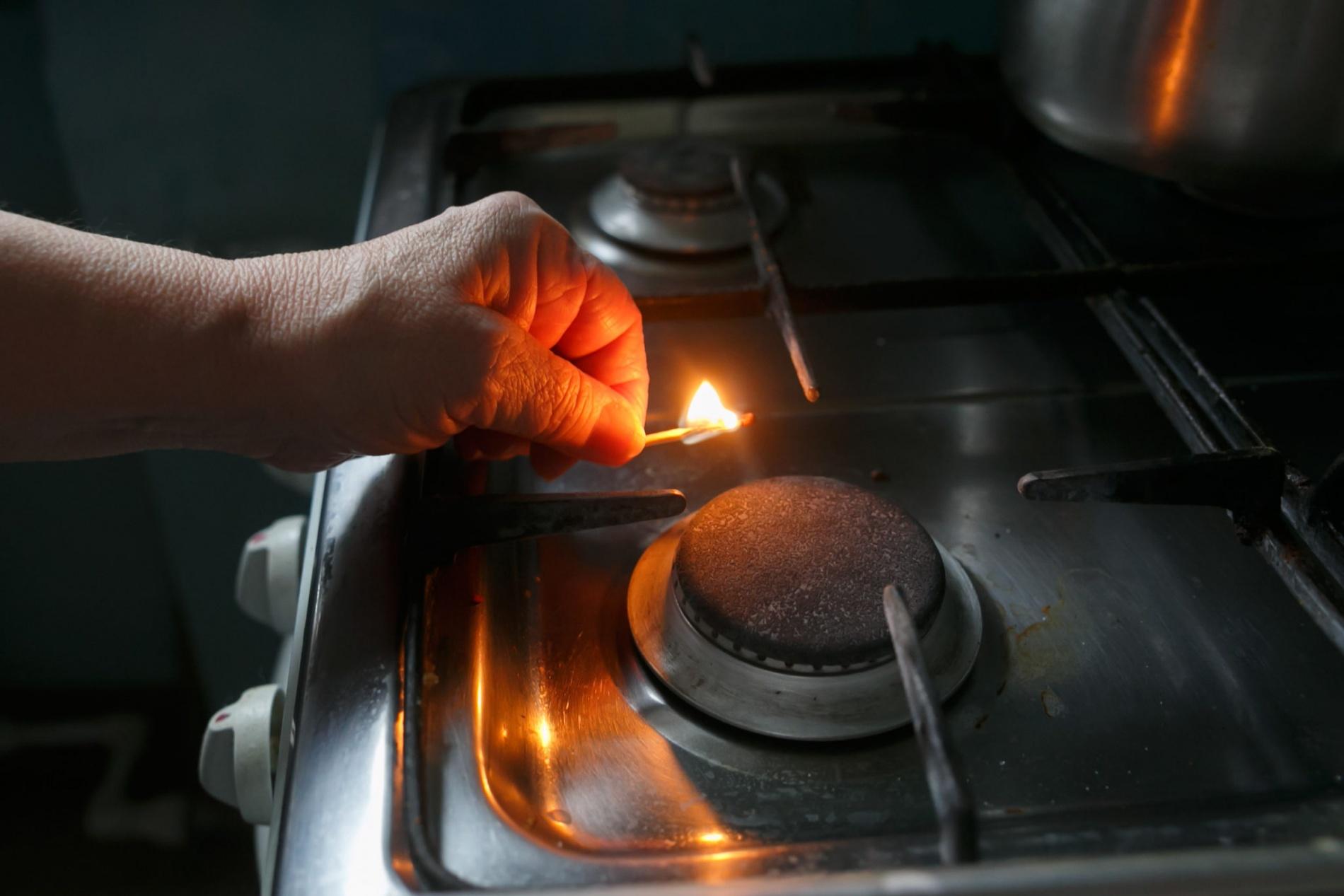 В одном из районов столицы жители останутся без газа