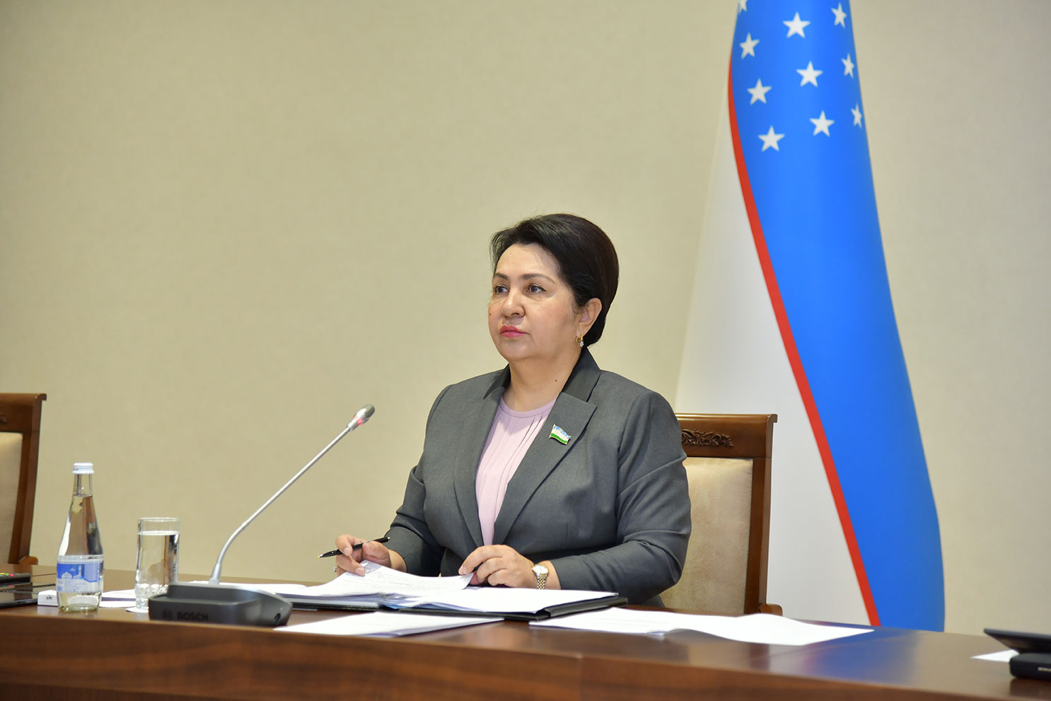 «В мировом сообществе появился феномен Нового Узбекистана», — Танзила Нарбаева